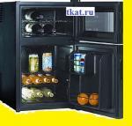 Шкаф холодильный с отдельной винной секцией GASTRORAG BCWH-68 (2 в 1)