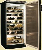 Винный шкаф POZIS ШВ-52 ( 52 бутылки, 8 дубовых полочек, сверхчувствительный темп. датчик)